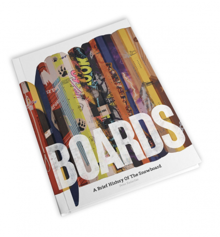 Boards - A Brief History Of The Snowboard